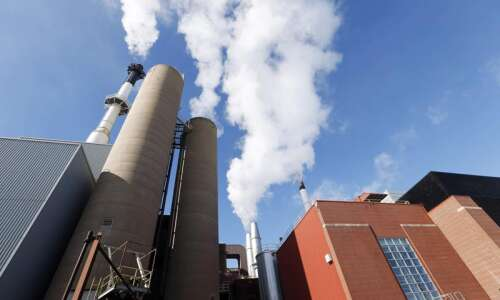 University of Iowa aims to cut greenhouse gas emissions in…