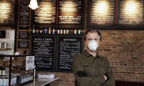 Cedar Rapids entrepreneur thinks 15 percent of small businesses could…