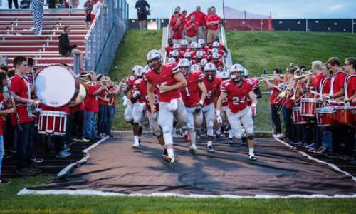 City High responds well in season-opening football win
