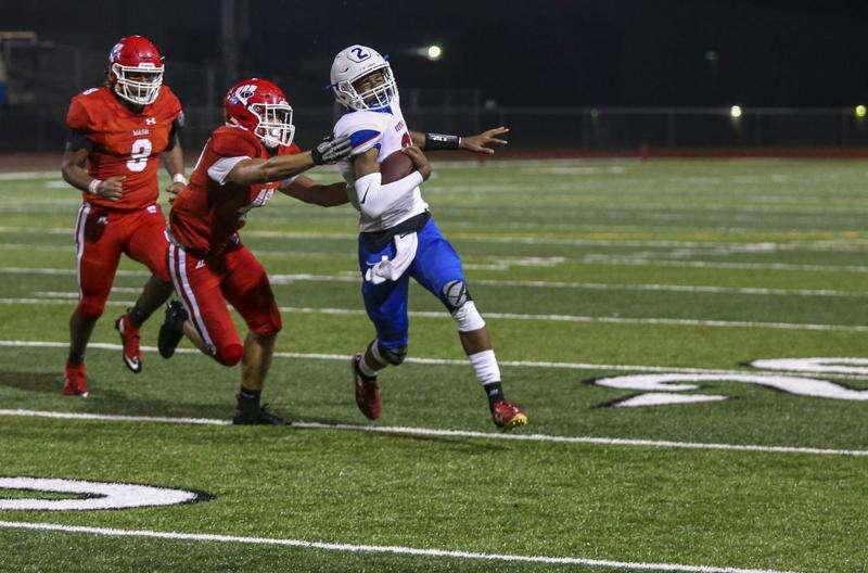 Photos: Week 7 prep football — CR Washington defeats Davenport Central