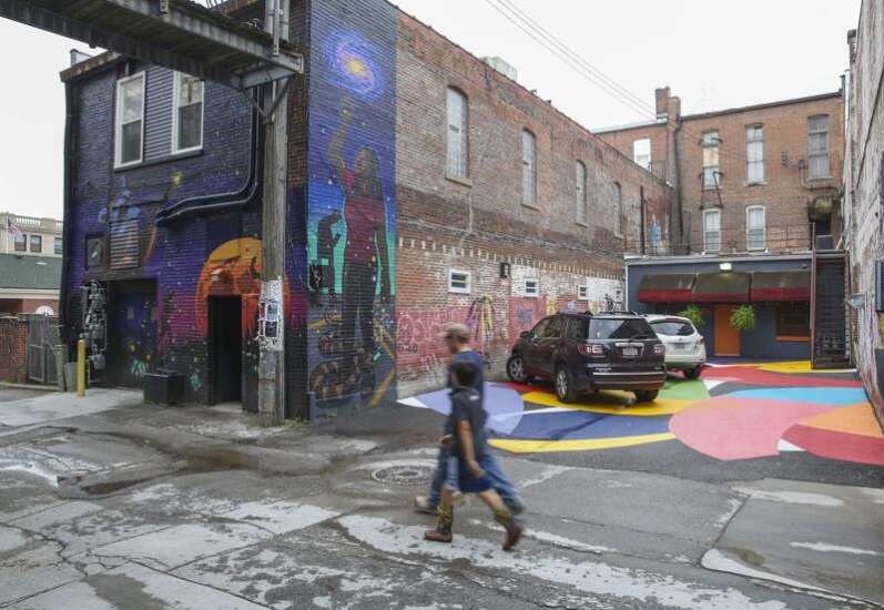 Attention artists: Iowa City needs ideas for the next downtown mural