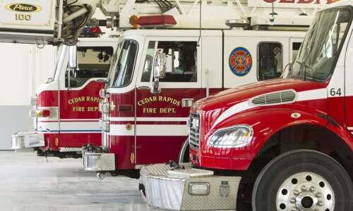 ADM train fire in Cedar Rapids causes $1 million in…