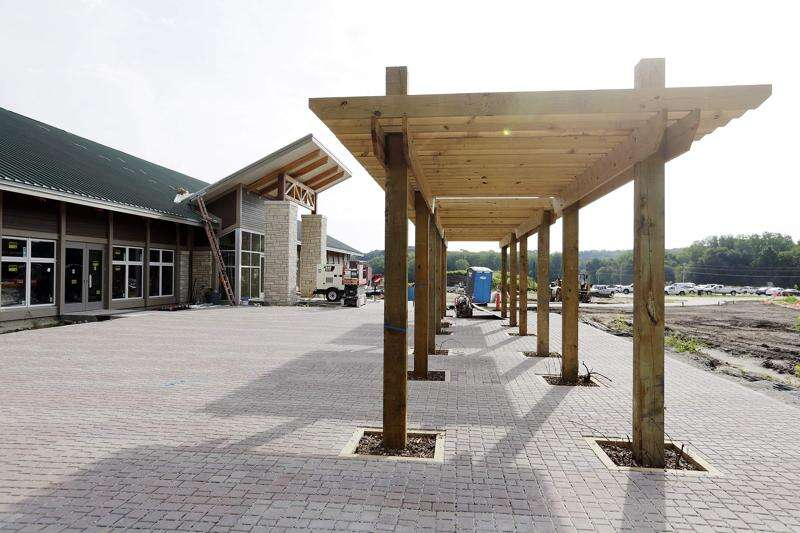 New Indian Creek Nature Center 'Amazing Space' is a green machine