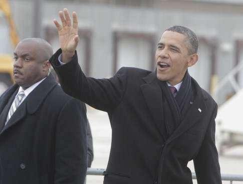 Iowa guides Obama