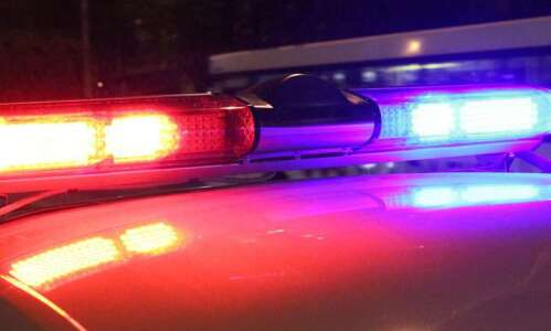 Gunshot fired from one vehicle at another on I-380 in…