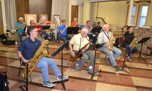 Fairfield All-Star Jazz Band to open for municipal band Tuesday