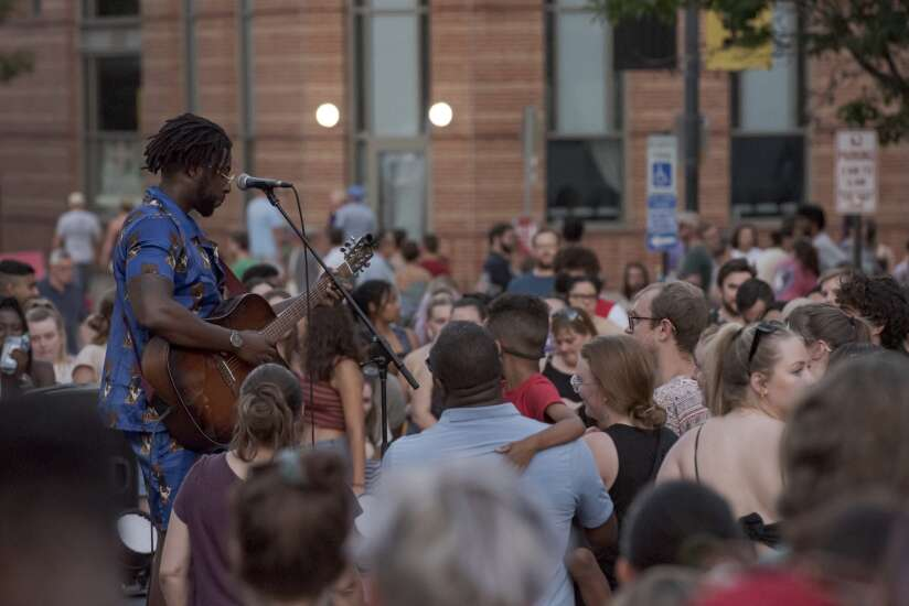 Photos: 2021 Block Party by the Iowa City Downtown District