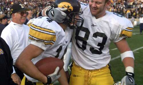 The first time you could really see what Kirk Ferentz…