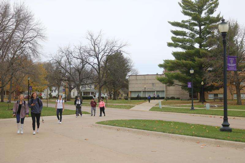 Iowa Wesleyan on track for 'alternative future'