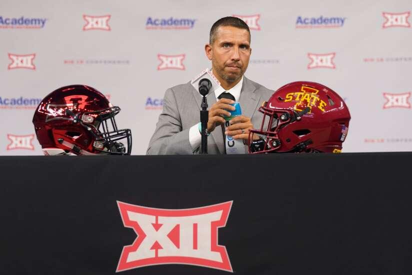 Iowa State football notes: Matt Campbell has found his motto for 2021 season