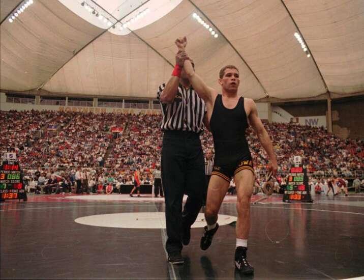 Mark Ironside: Iowa will be '100 percent' ready for wrestling postseason
