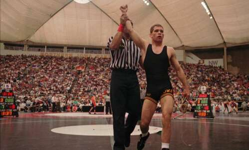 Mark Ironside: Iowa will be '100 percent' ready for wrestling…