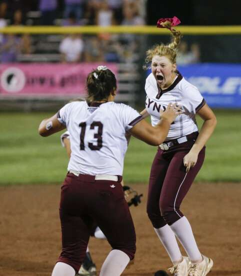 North Linn returns to the top with another Class 2A state softball championship