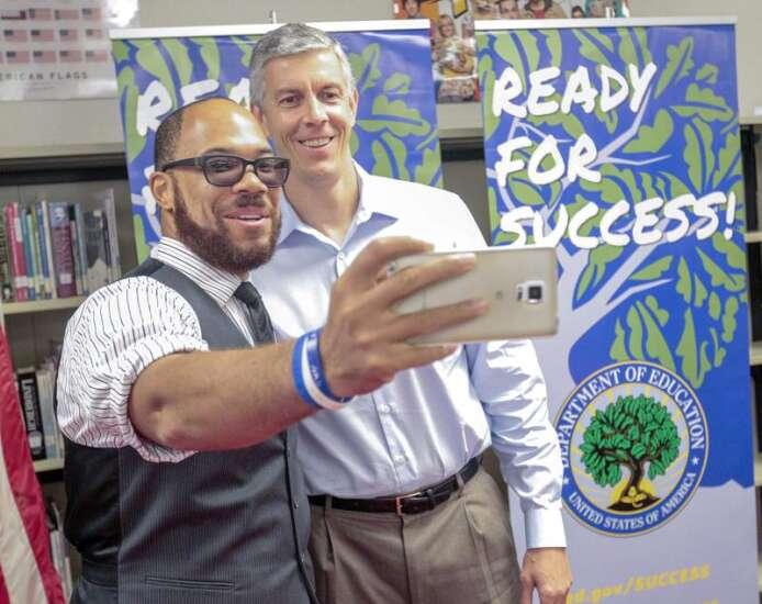 Darius Ballard named interim principal of Washington High School in Cedar Rapids