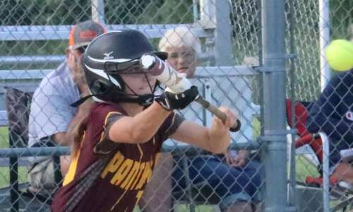 Mt. Pleasant softball fights to the end