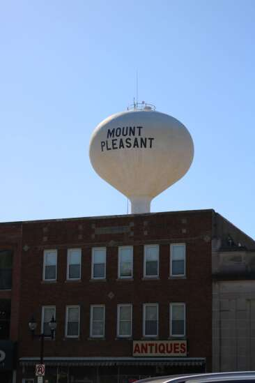 Water tower to receive 'face-lift'