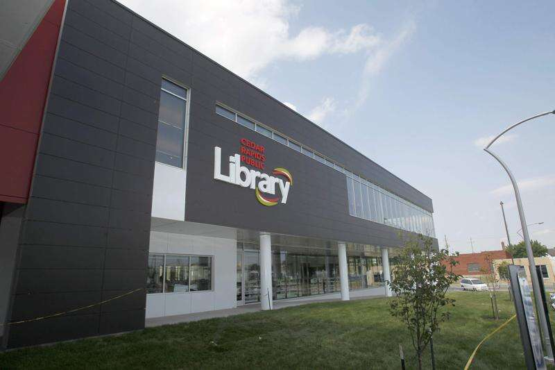 Cedar Rapids Public Library to close buildings, switch to curbside pickup starting Monday