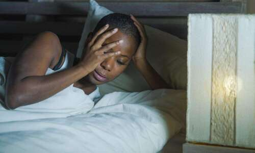 People are reporting problems sleeping and nightmares due to coronavirus…