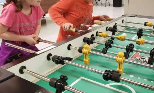 Local cities open up rec centers for essential employees' children