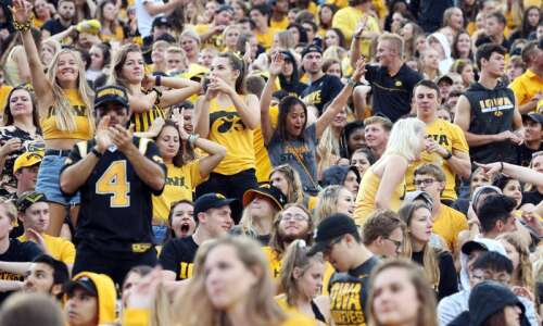 Iowa game day changes: No paper tickets, cashless concessions, alcohol