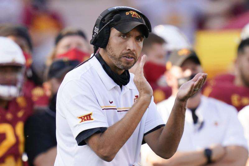 Matt Campbell agrees to contract extension with Iowa State through 2028