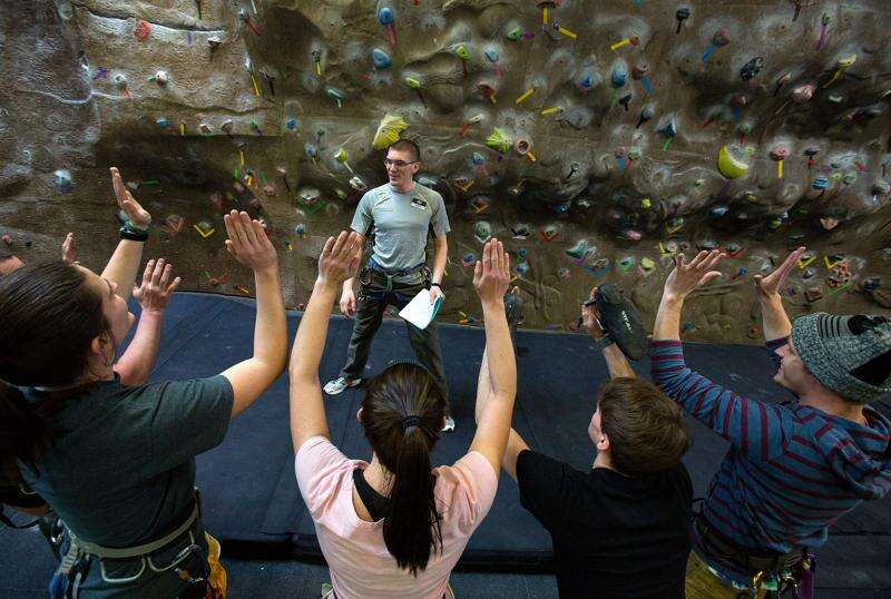 State pays University of Iowa student who fell from climbing wall $75,000
