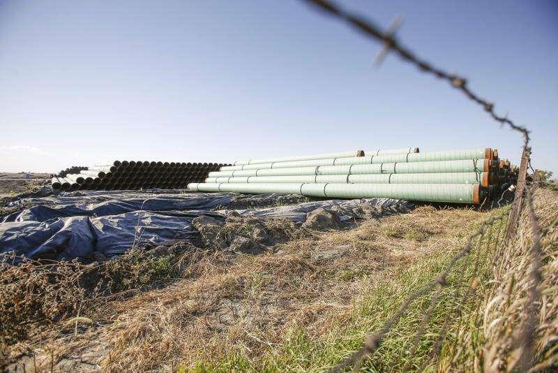 Another lawsuit filed against Bakken Pipeline over eminent domain concerns