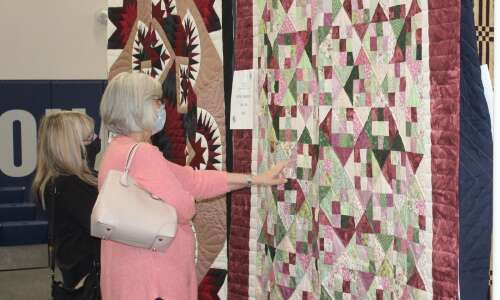 Kalona Quilt Show brings many visitors to town
