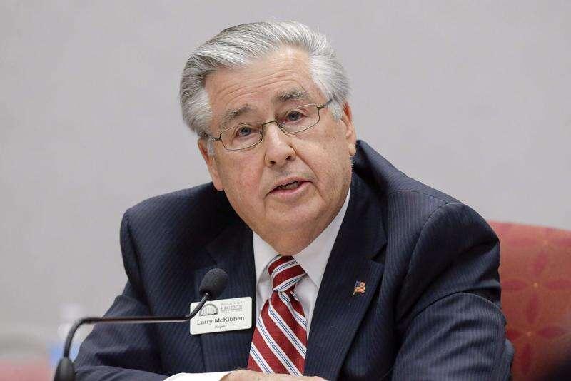 Former Iowa lawmaker Larry McKibben announces bid for Board of Regents presidency