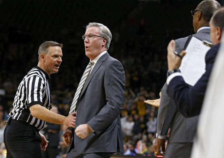 Fran McCaffery bullish on Iowa hoops' future