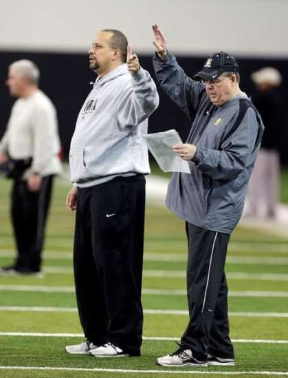 Contract details for new Iowa football coaches