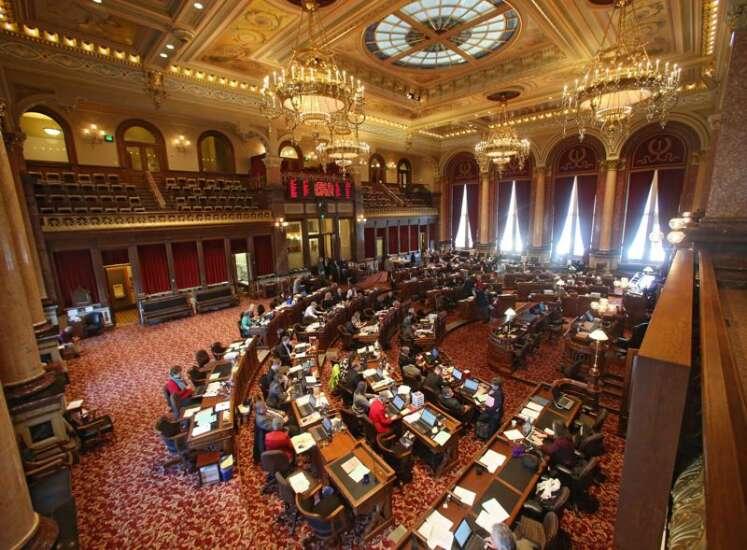 Critics decry 'mean-spirited' Section 8 bill sent to Gov. Kim Reynolds