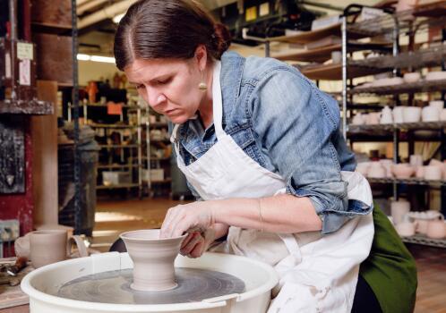 Iowa Ceramics Center and Glass Studio in Cedar Rapids finds its way through coronavirus pandemic