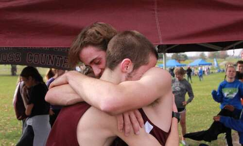 Mount Vernon-Lisbon cross country on top once again
