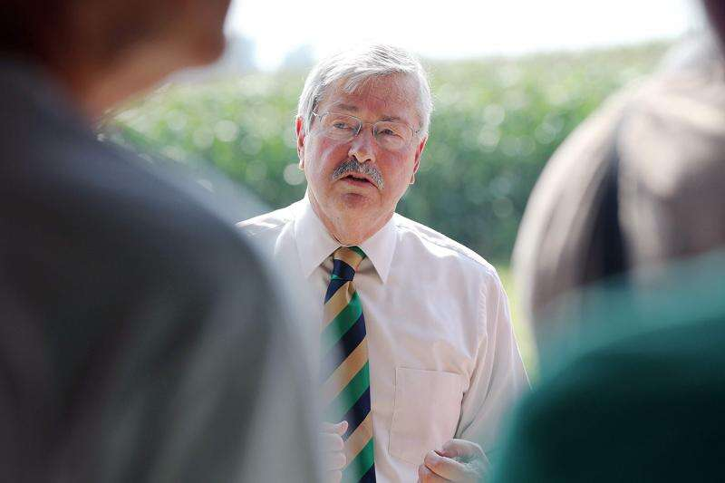 Branstad: 'Significant' savings from Iowa's privately managed Medicaid
