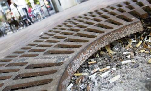 Iowa City considers tobacco ban in all city parks