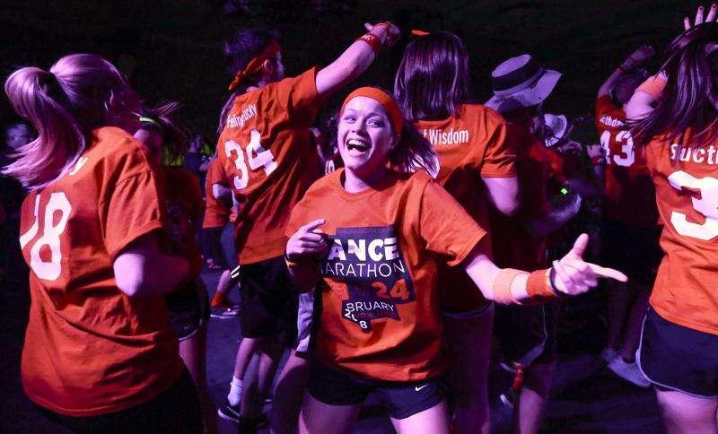 Photos: University of Iowa Dance Marathon 2018