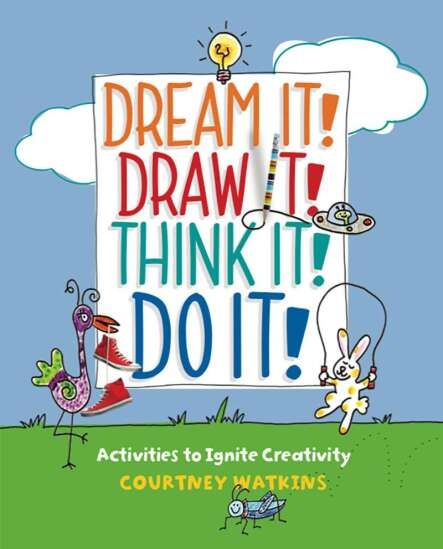 Learn to draw with Courtney Watkins: Live stream Friday at 10 a.m. with The Kids Gazette