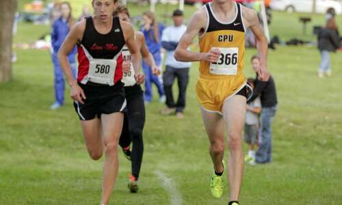 CPU's Yeager beats the big-school boys