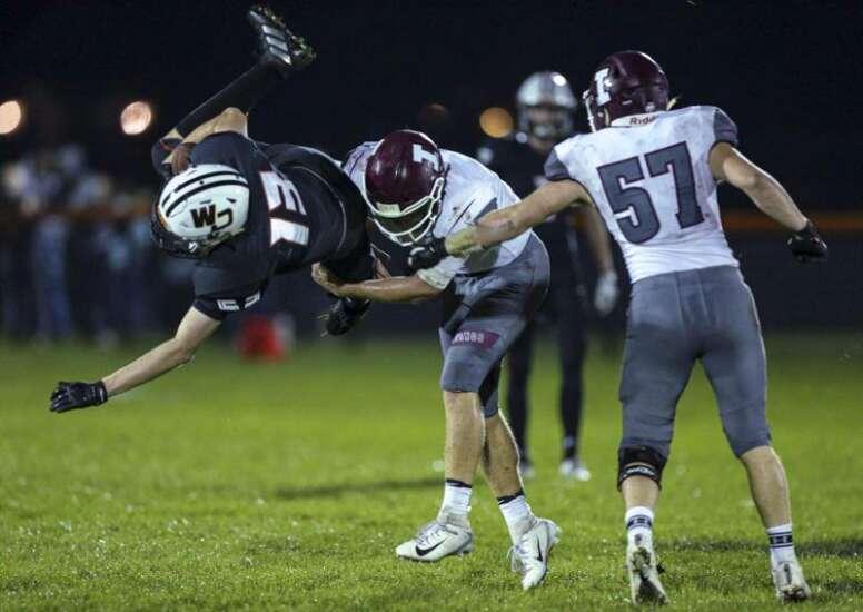 Iowa high school football Week 5: How the ranked teams fared