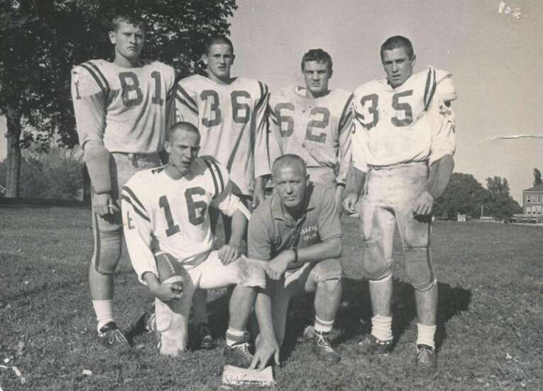 Butch Pedersen always wanted to be a football coach