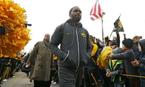Court records show disputes, delays behind Hawkeye football discrimination case