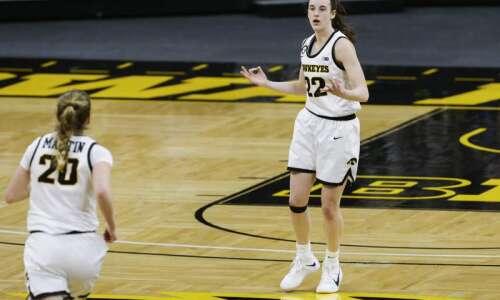 Photos: Iowa Hawkeyes women's basketball vs. Nebraska