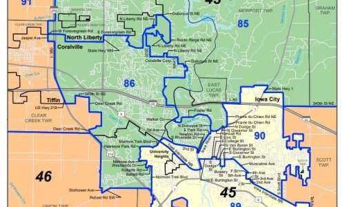 GOP doesn't need to gerrymander - Iowans did it for…
