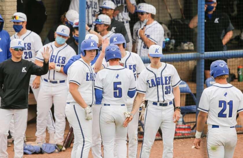 Rally keeps Kirkwood baseball's postseason alive