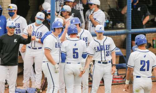 Kirkwood advances to Region XI baseball tournament final