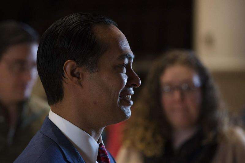 Julian Castro says Iowa shouldn't be first in presidential nomination