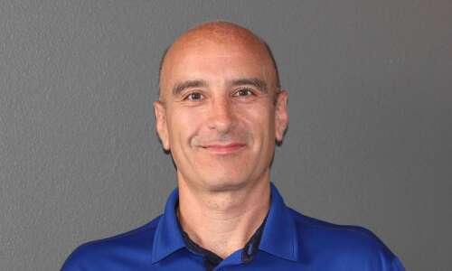 Matt Rollinger, candidate for Linn-Mar School Board