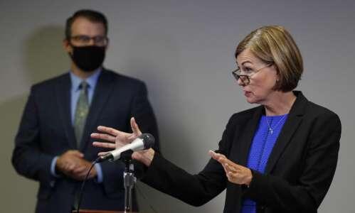 Average number of new coronavirus cases increases in Iowa