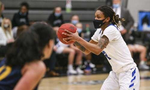 Tatiana Hodges-Johnson knows Kirkwood women's basketball can win big